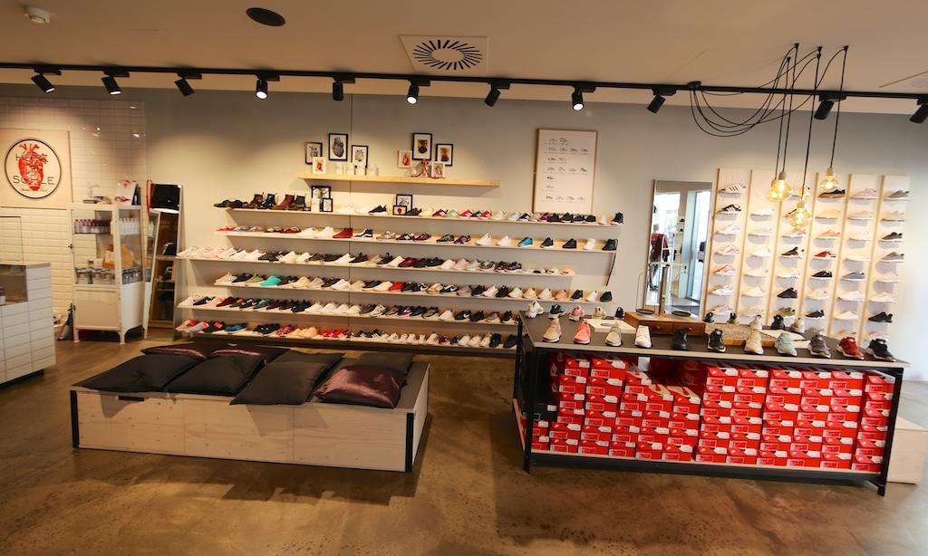 Innenarchitektur Cloppenburg herz sohle 2 0 lippstadt innenarchitektur retail design